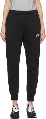 Nike Black Sportswear Club Lounge Pants