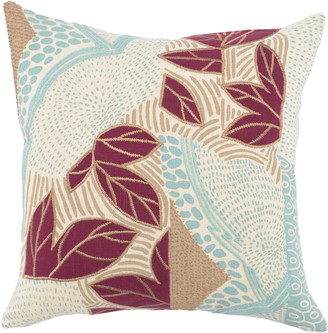 Villa Home Collection Heather Accent Pillow