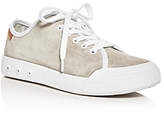 Rag & Bone Women's Standard Issue Suede Lace Up Sneakers