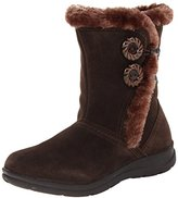 White Mountain Women's Trip Winter Boot, Brown, 7 US/7 M US