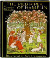 One Kings Lane Vintage The Pied Piper of Hamelin
