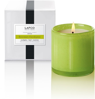 Lafco Inc. Rosemary Eucalyptus Signature Candle Office