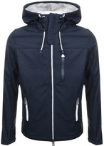 Superdry Hooded Windtrekker Jacket Navy