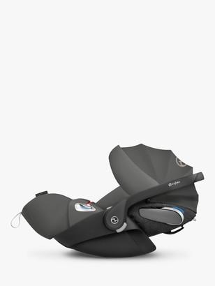 CYBEX Cloud Z i-Size Group 0+ Baby Car Seat, Soho Grey