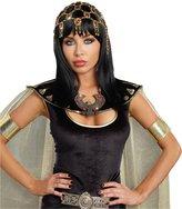 Dreamgirl Women's Sexy Costume Goddess Accessory, Dazzling Ruby Headpiece