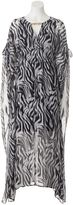JLO by Jennifer Lopez Women's Caftan Maxi Dress