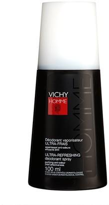 Vichy Homme 24 Hour Ultra-Fresh Deodorant Spray 100Ml