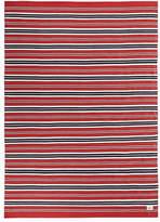 Ralph Lauren Home Racing Point Stripe Indoor/Outdoor Rug, 4' x 6'