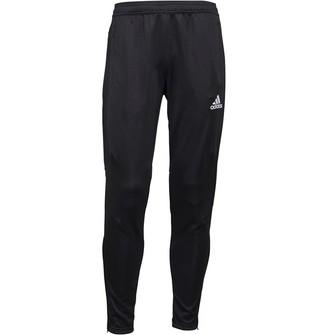 adidas Mens Tiro 17 Poly Track Pants Black/White