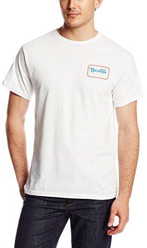 Brixton Men's Grade Short Sleeve T-Shirt