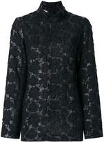 Marni floral quilted tunic