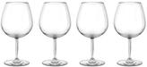 BarLuxe Unbreakable Bordeaux Wine Glass Set
