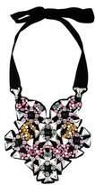 Vera Wang Crystal Collar Necklace