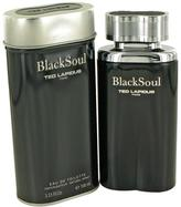 Ted Lapidus Black Soul Eau De Toilette Spray for Men (3.4 oz/101 ml)