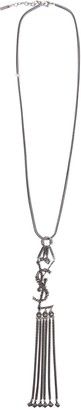 Saint Laurent Monogram Necklace