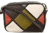 Valentino Studded Patchwork Leather Bag