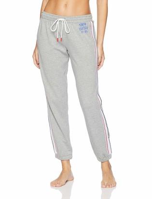 Tommy Hilfiger Women's Lounge TH Pj Pajama Pant Bottom