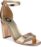G by Guess Shantel Two-Piece Sandals Women's Shoes