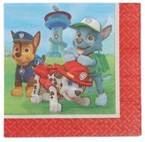 Nickelodeon Paw Patrol Lunch Napkin 16 Count