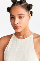 Luv Aj Baroque Statement Choker Necklace