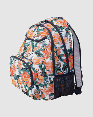 Roxy Shadow Swell Printed 24L Medium Backpack