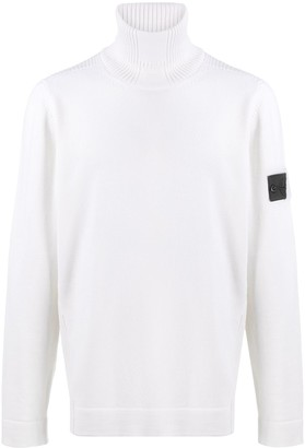 Stone Island Shadow Project Roll Neck Jumper
