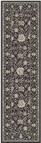 Asstd National Brand Tabriz Runner Rug