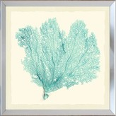 The Well Appointed House Sea Fan Framed Wall Art-Available in a Variety of Sizes