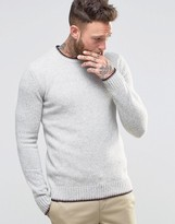 Penfield Gering Melange 2Tone Sweater