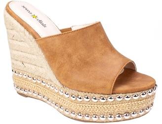 Shania Seven Dials Wedge Sandals