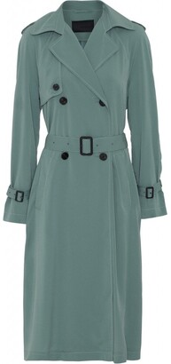 2nd Day Kendal Trench Coat Sagebrush - Green / 8