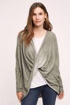 La Fee Verte Wrap-Front Pullover