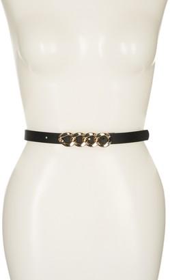 Linea Pelle Chain Buckle Belt