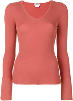 DKNY ribbed sweatshirt