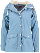Derbe PENINSULA Waterproof jacket light blue