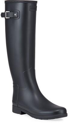 Hunter Original Refined Tall Matte Rain Boots