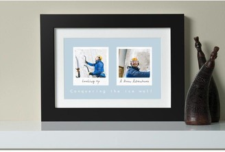 Virgin Experience Days Personalised Remember The Days Two Image Framed Wall Art