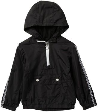 Urban Republic Windbreaker Pullover Jacket (Toddler Girls)