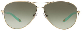 Tiffany & Co. TF3034 348536 Sunglasses Gold