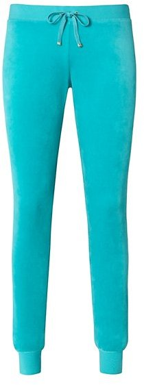 Juicy Couture Velour Modern Slim Pant