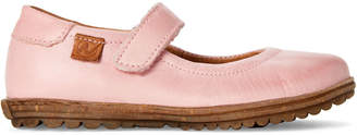 Naturino Toddler Girls) Pink Leather Mary Jane Shoes
