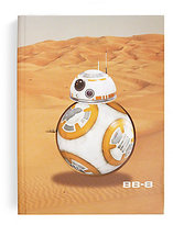 Marks and Spencer BB8 light up sound notebook.