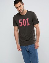 Levi's Levis Graphic 501 Phantom T-Shirt