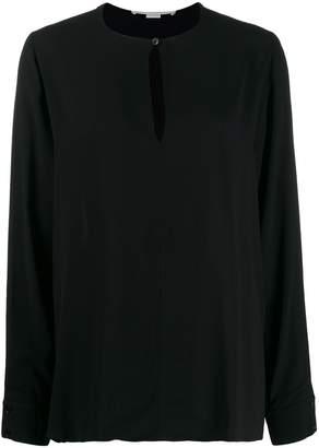 Stella McCartney split-sleeve blouse