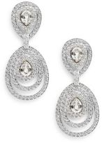 Swarovski Tizian Crystal Drop Earrings