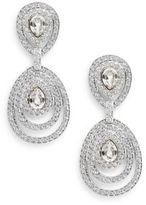 Swarovski Tizian Crystal Drop Earrings