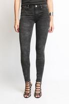 Blank Vegan Blocking Charcoal Skinny Jeans