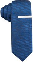 Alfani Men's Jupiter Scattered-Line Skinny Tie, Only at Macy's