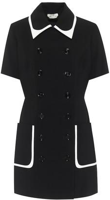 Fendi Button-down minidress