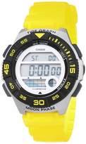 Casio Women's Digital Quartz Watch with Resin Strap LWS-1100H-9AVEF